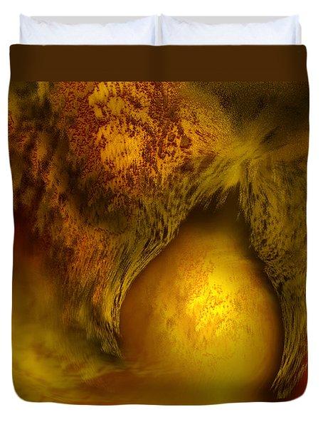 Neander Duvet Cover