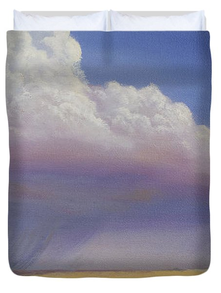 Nebraska Vista Duvet Cover