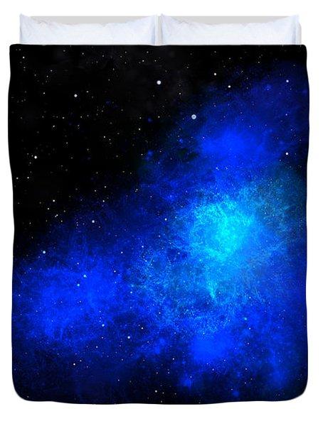 Nebula IIi Duvet Cover