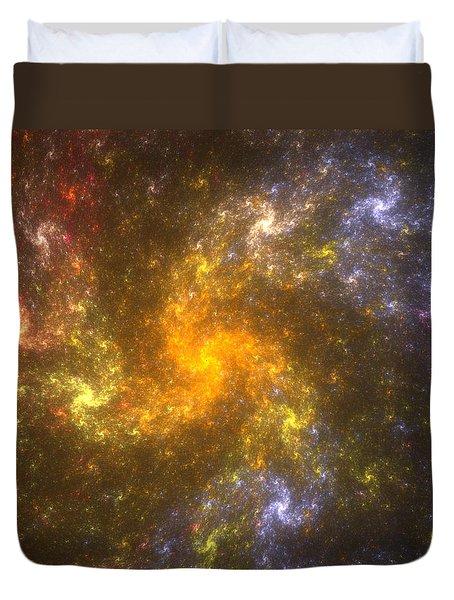 Nebula Duvet Cover by Svetlana Nikolova