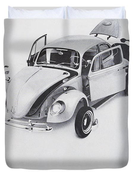 Need A Part? Duvet Cover