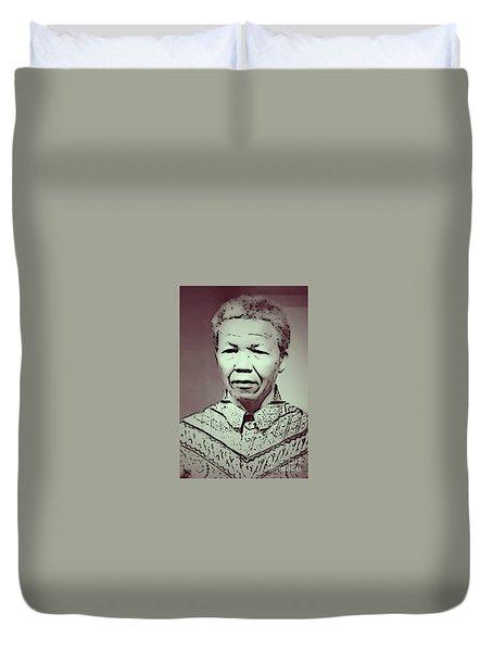 Mandela Duvet Cover