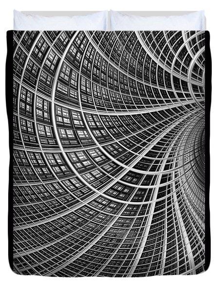 Network II Duvet Cover by John Edwards