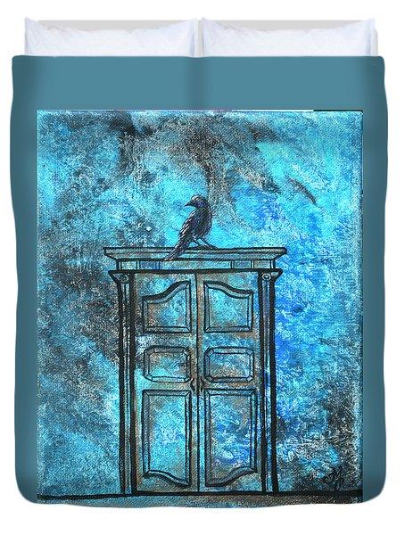 Nevermore Duvet Cover