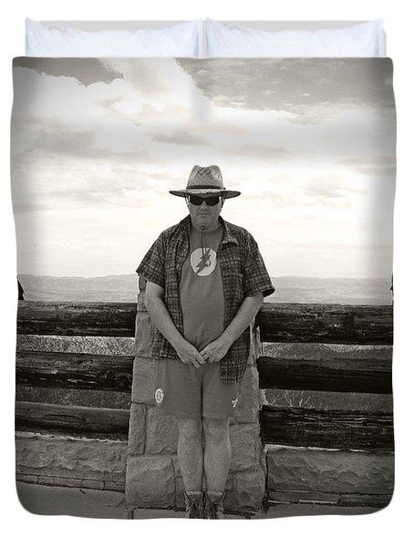Nevermore Duvet Cover by Meghan at FireBonnet Art