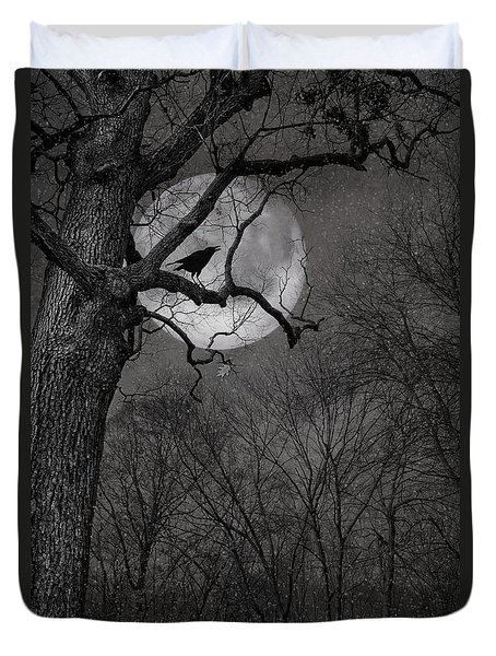 Nevermore Duvet Cover