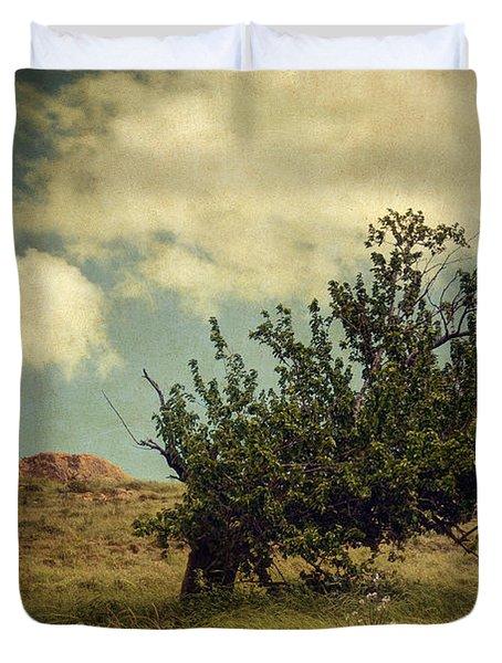 New Memories Duvet Cover by Taylan Apukovska