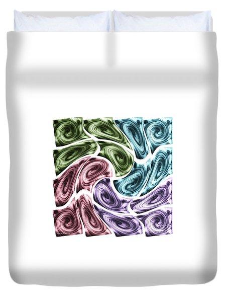 New Swirls Duvet Cover