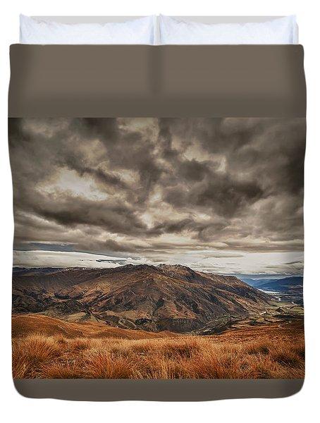 New Zealand Duvet Cover