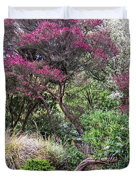 New Zealand Tea Tree II Duvet Cover