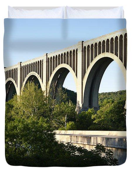 Nicholson Bridge Duvet Cover