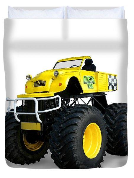 Monster Truck Duvet Covers | Fine Art America