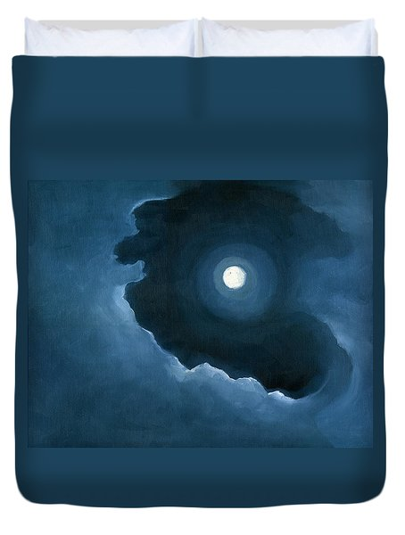 Night Light Duvet Cover