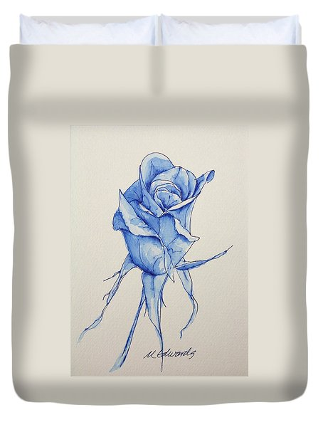 Niki's Rose Duvet Cover