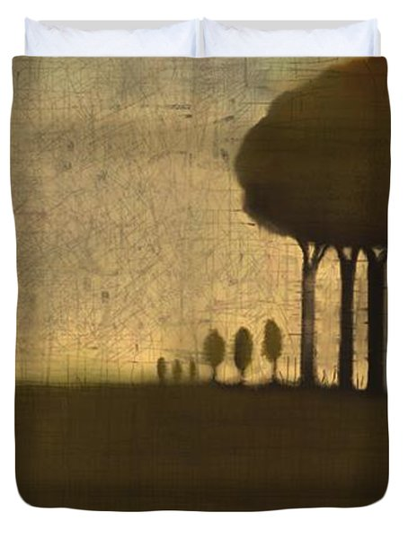 Nineteen Trees  #10 Duvet Cover