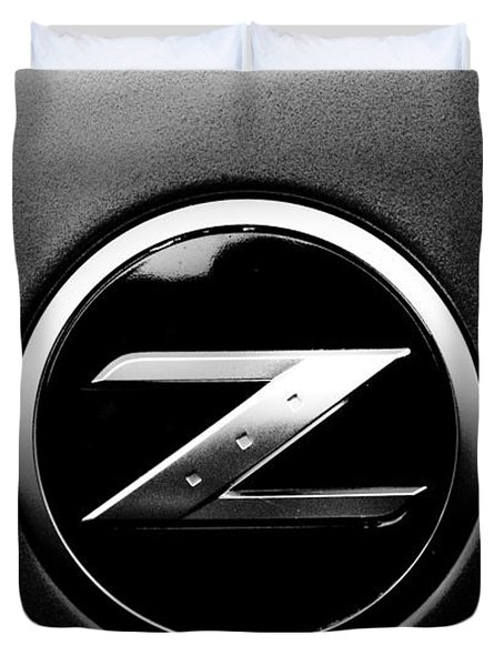 Nissan Z Duvet Cover