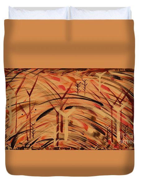 No Title Duvet Cover