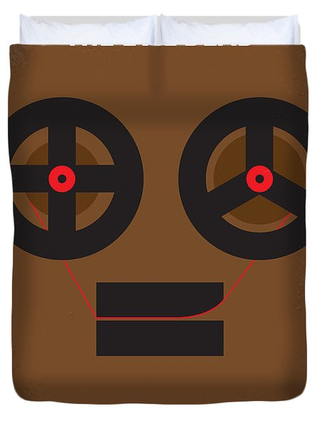 No380 My The Evil Dead Minimal Movie Poster Duvet Cover