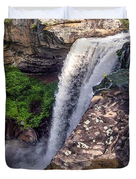 Noccalula Falls  Duvet Cover