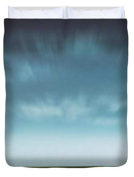 Normandy Fields Duvet Cover
