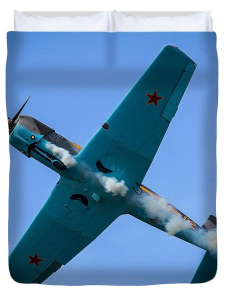 Norteast Raiders At The Greenwood Lake Airshow 2012 Duvet Cover