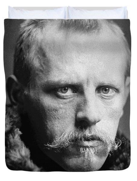 Norwegian Fridtjof Nansen Duvet Cover