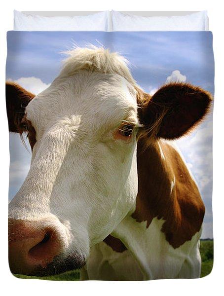 Nosy Cow Duvet Cover