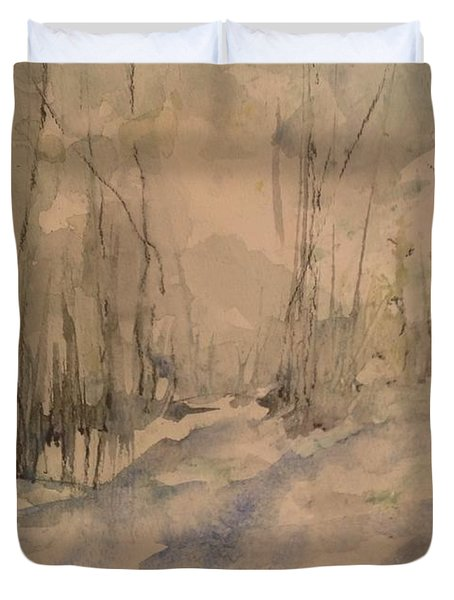 Not On The Bayou Anymore Dorothy Duvet Cover