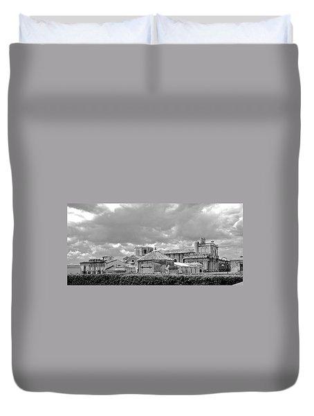 Noto - Sicily Duvet Cover