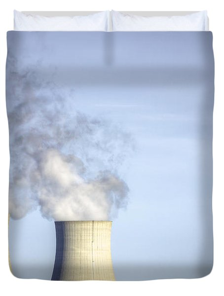 Nuclear Hdr3 Duvet Cover