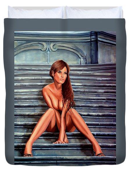 Nude City Beauty Duvet Cover