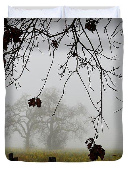 Oak Dreams Duvet Cover