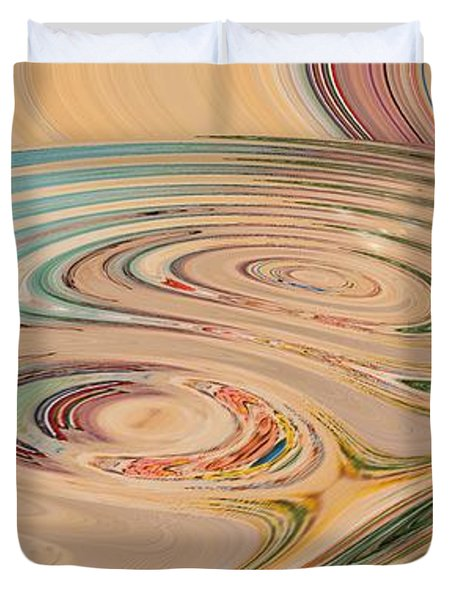 Oasis Duvet Cover by Loredana Messina