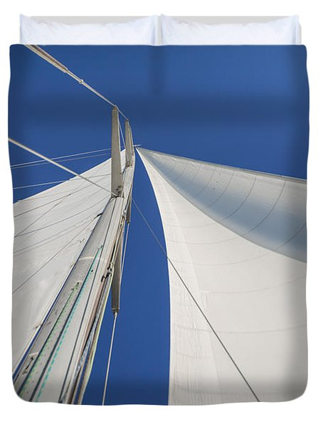 Obsession Sails 1 Duvet Cover