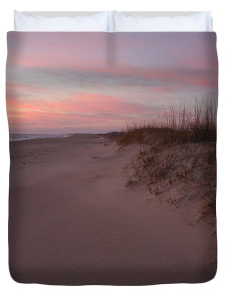 Obx Serenity 2 Duvet Cover by Tony Cooper