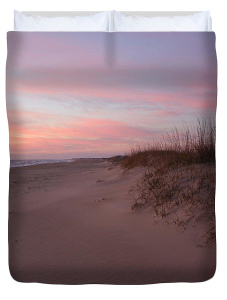 Obx Serenity Duvet Cover by Tony Cooper
