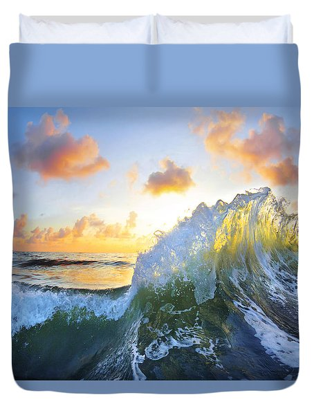 Ocean Bouquet Duvet Cover