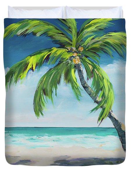 Ocean Breeze I Duvet Cover