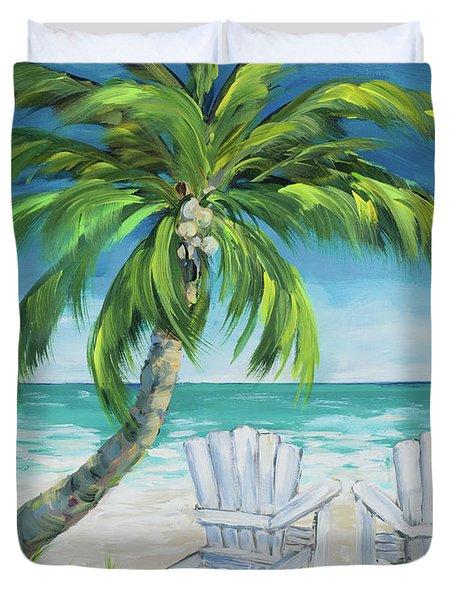 Ocean Breeze II Duvet Cover