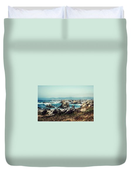 Ocean Breeze Duvet Cover