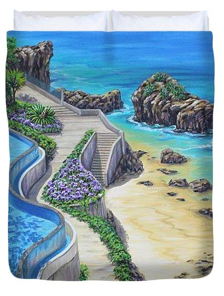 Ocean Dream Duvet Cover