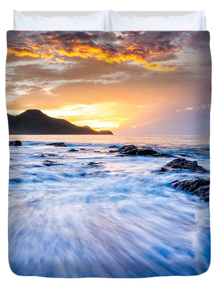 Ocean Dream Duvet Cover