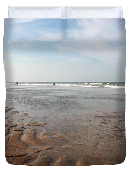 Ocean Vista Duvet Cover