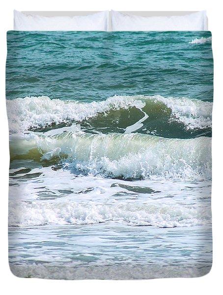 Ocean's Art Duvet Cover