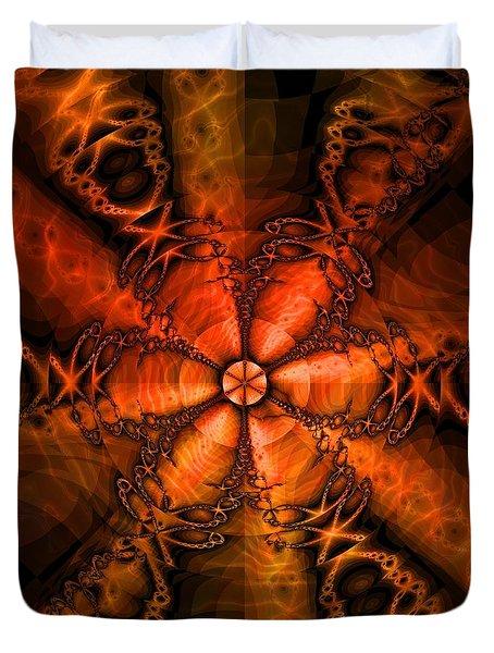 October Duvet Cover