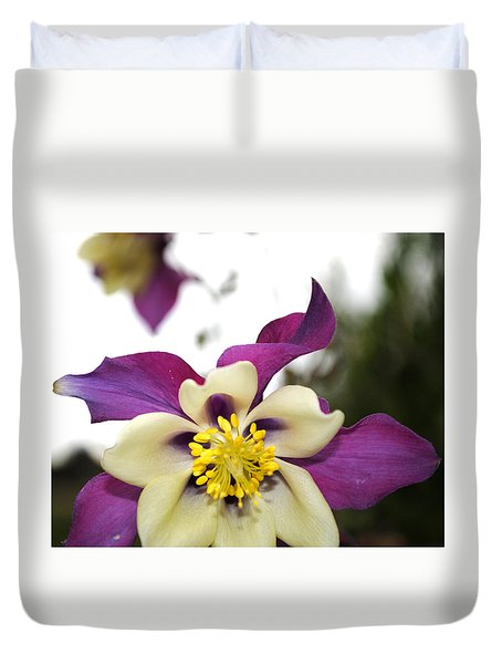Duvet Cover featuring the photograph Ode To Colorado by Jessica Tookey