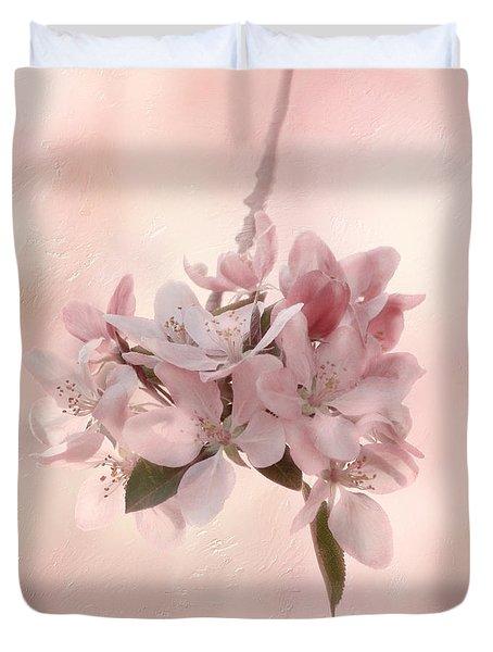 Ode To Spring Duvet Cover by Kim Hojnacki