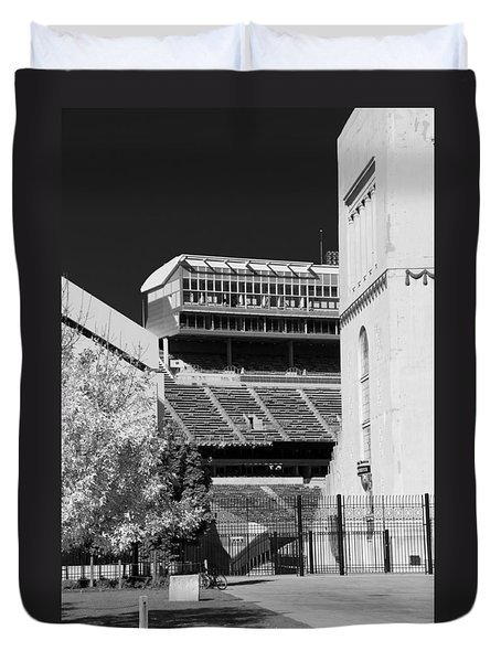 Ohio Stadium 9207 Duvet Cover