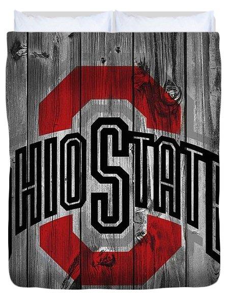 Ohio State University Duvet Cover
