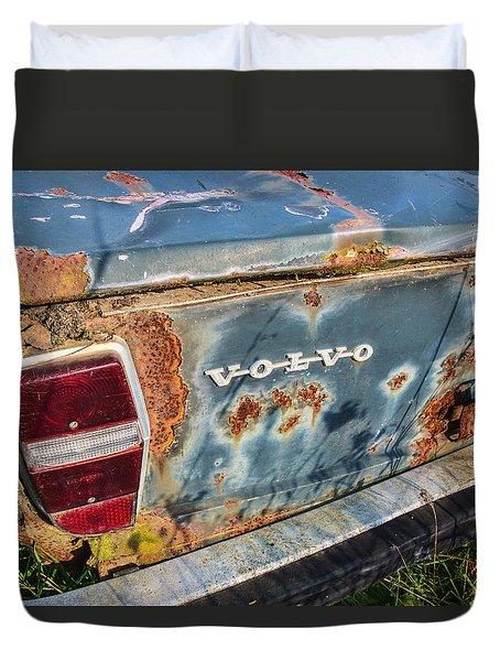 Old Aged Duvet Cover
